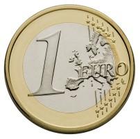 veränderte 1 Euro Wertseite