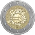Entwurf 2 Euro Münze 2012