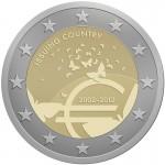 2 Euro - 10 Jahre Euro