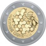 2 Euro Biene 2012