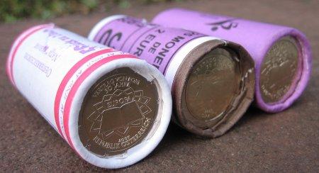 2 Euro Münzen Römische Verträge
