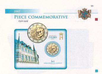 Coincard 2007 Luxemburg