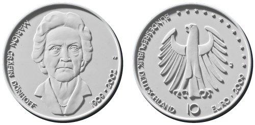 10 Euro Dönhoff - Platz 2