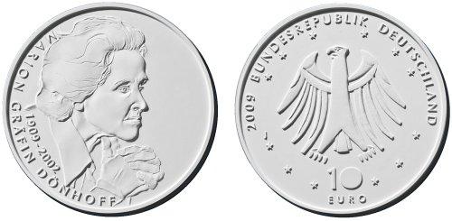10 Euro Dönhoff - Platz 4
