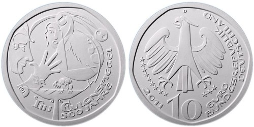 4. Platz - 10 Euro Eulenspiegel
