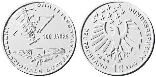 2. Platz - 10 Euro Luftfahrt