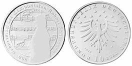 10 Euro Schumann - Platz 4