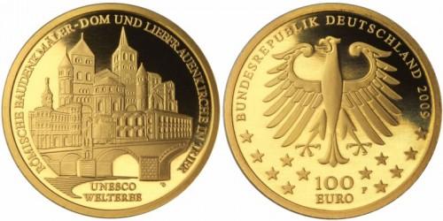 deutschland-100-euro-goldmuenze-trier-2009