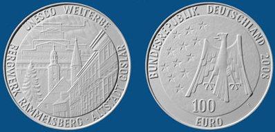 4. Platz: Goslar Goldmünze