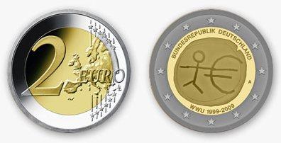 2 Euro Gemeinschaftsausgabe 2009