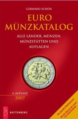 Euro Münzkatalog 2007