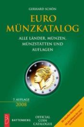 Euro Münzkatalog 2008
