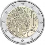 2 Euro Münze Finnland 2010