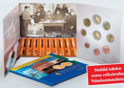 Finnland Stempelglanz-Kursmünzensatz 2006