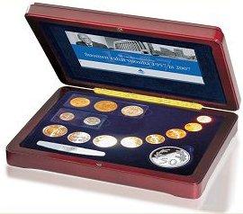 50. Geburtstag Kursmünzensatz Finnland 2007