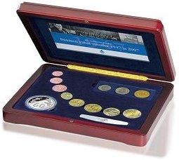 60. Geburtstag Kursmünzensatz Finnland 2007
