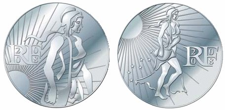 Säerin Gedenkmünzen zum Nennwert