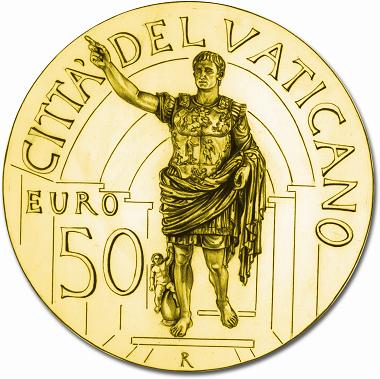 50 Euro Gold 2010 Vatikan