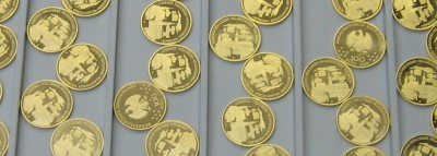 Goldmünzen Weimar 2006