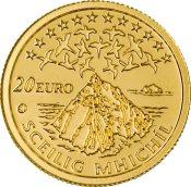 20 Euro Goldmünze Skellig Michael