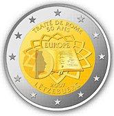 2 Euro Gemeinschaftsausgabe Luxemburg 2007