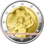 malta-2-euro-unabhaengigkeit-2014