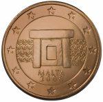 5 Cent Münze Malta