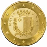 50 Cent Münzen Malta
