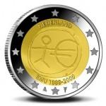 2 Euro PP-Gedenkmünze Niederlande 2009