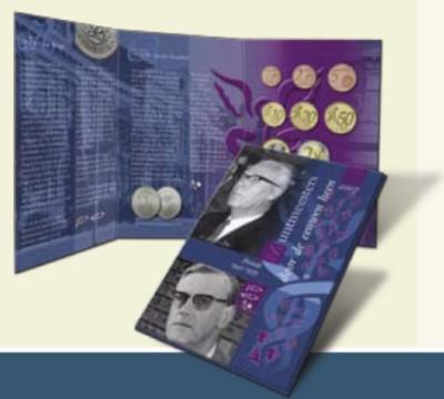 Muntmeesters Kursmünzensatz Niederlande 2007