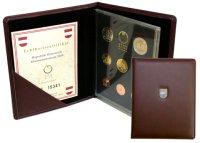 PP-Kursmünzensatz Österreich 2008