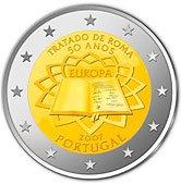 2 Euro Gemeinschaftsausgabe Portugal 2007