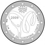 2 Euro Gedenkmünze 2009 aus Portugal