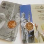 2 Euro Coincard San Marino 2011