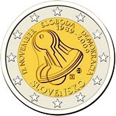 2 Euro Gedenkmünze Slowakei 2009