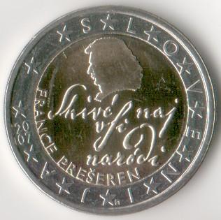 Slowenien Euro