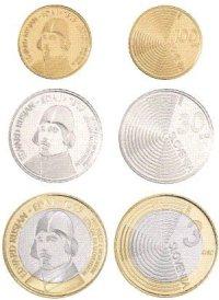 Gedenkmünzen Slowenien Motorflug