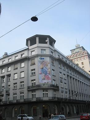 Euro Slowenien Einführung Plakat