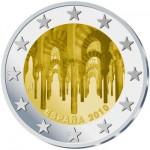 2 Euro Gedenkmünze Spanien 2010