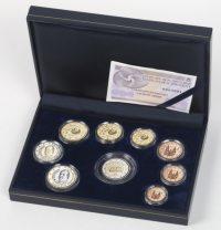 Spanien Kursmünzensatz Polierte Platte 2007