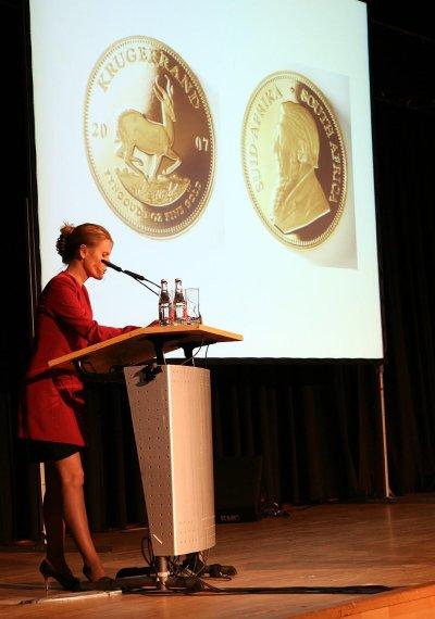 Münzausgaben 2007 aus Südafrika