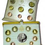 Vatikan Kursmünzensätze 2009