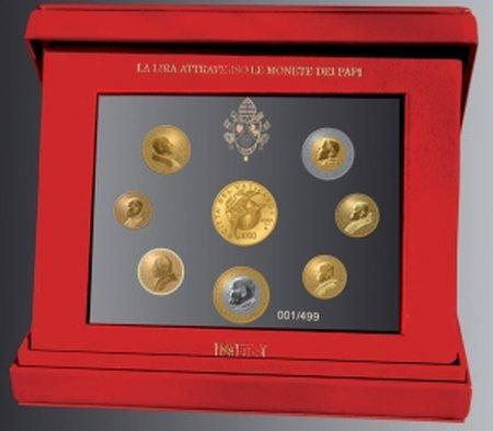 Vatikan Lira-Gold-Medaillen