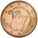 5 Cent Münze Zypern