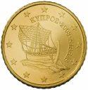 50 Cent Münze Zypern