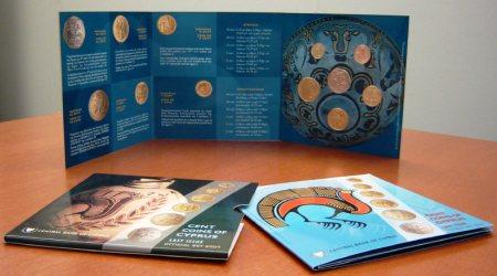 Zypern-Pfund-Kursmünzensatz 2007